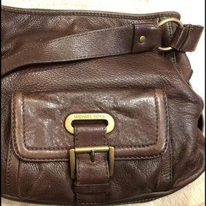 Vintage soft leather Michael Kors bag